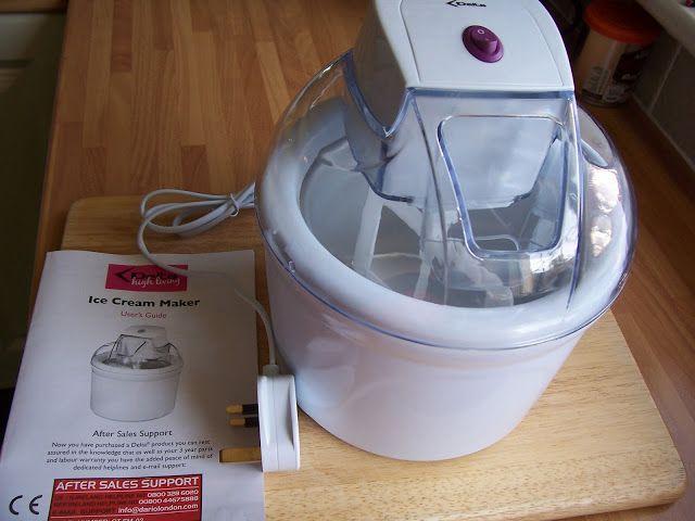 Aldi Ice Cream Maker Review Ice Cream Maker Reviews
