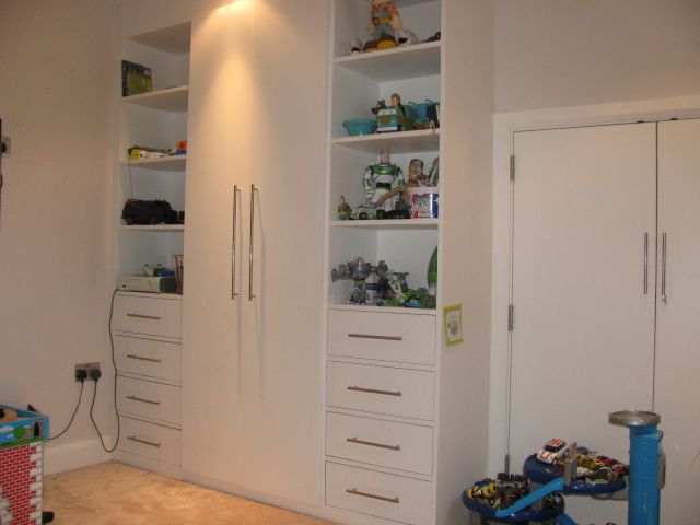 Custom Made Fitted Children39s Wardrobe Hand Made And Hand