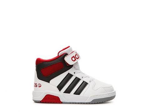 adidas NEO BB9TIS Boys Infant & Toddler Basketball Shoe