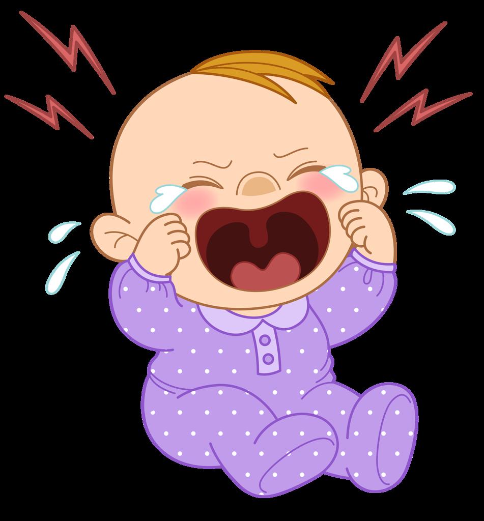 Открытка мальчик плачет, анимация днем рождения
