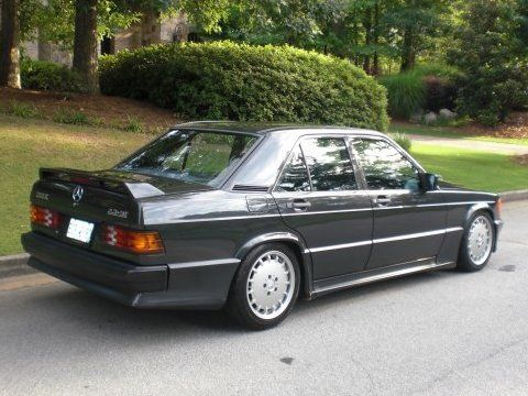 the baby benz in dtm suit: the 190e 2.3- 16v cosworth, costs twice