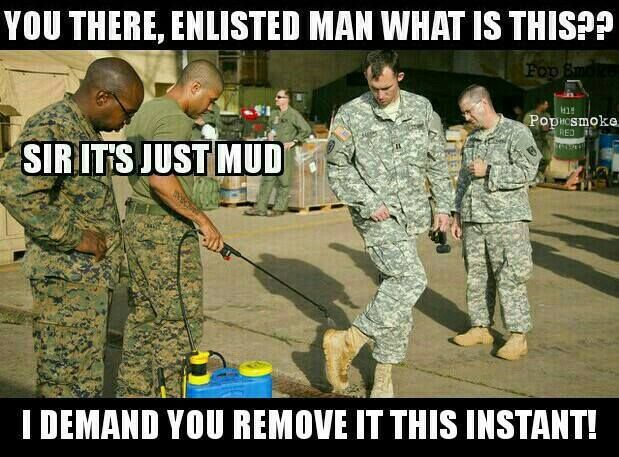 Funny Memes For Bad Days : Pop smoke funny army memes enlisted officer military humor