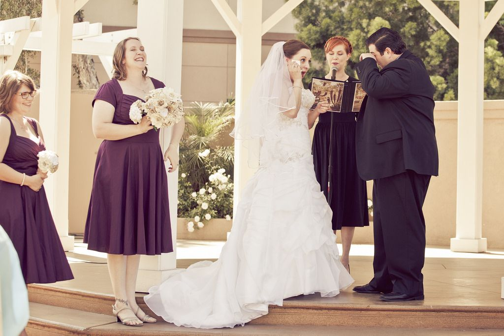 The 5 Secrets To Officiating Your Friend S Wedding Wedding Ceremony Script Wedding Officiant Attire Wedding Dress Cost