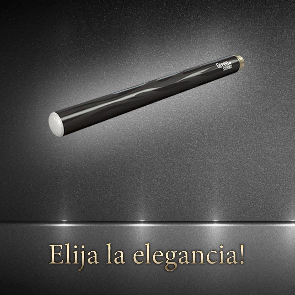 El #CigarrilloElectronico Mas Elegante del Mundo y Obvio tenia que ser de Green Smoke!!! de venta en Algeciras #ecigs