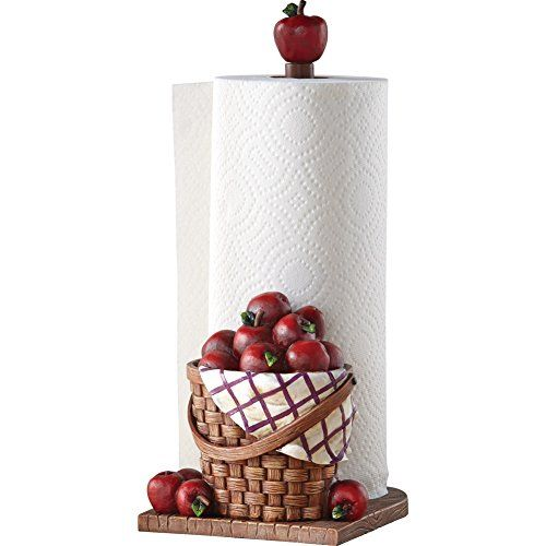 Check out ** Purple Apple Kitchen Paper Towel Holder