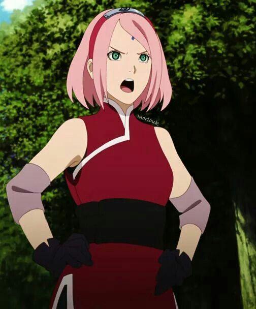 Sakura Haruno Sakura And Sasuke Sakura Uchiha