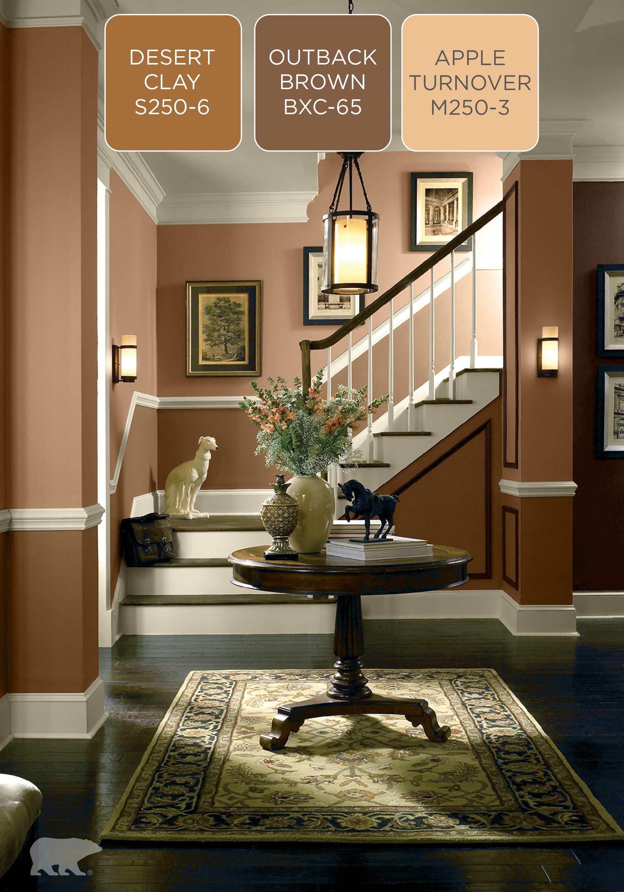 Find The Right Brown Hue For Your Next Home Remodel With