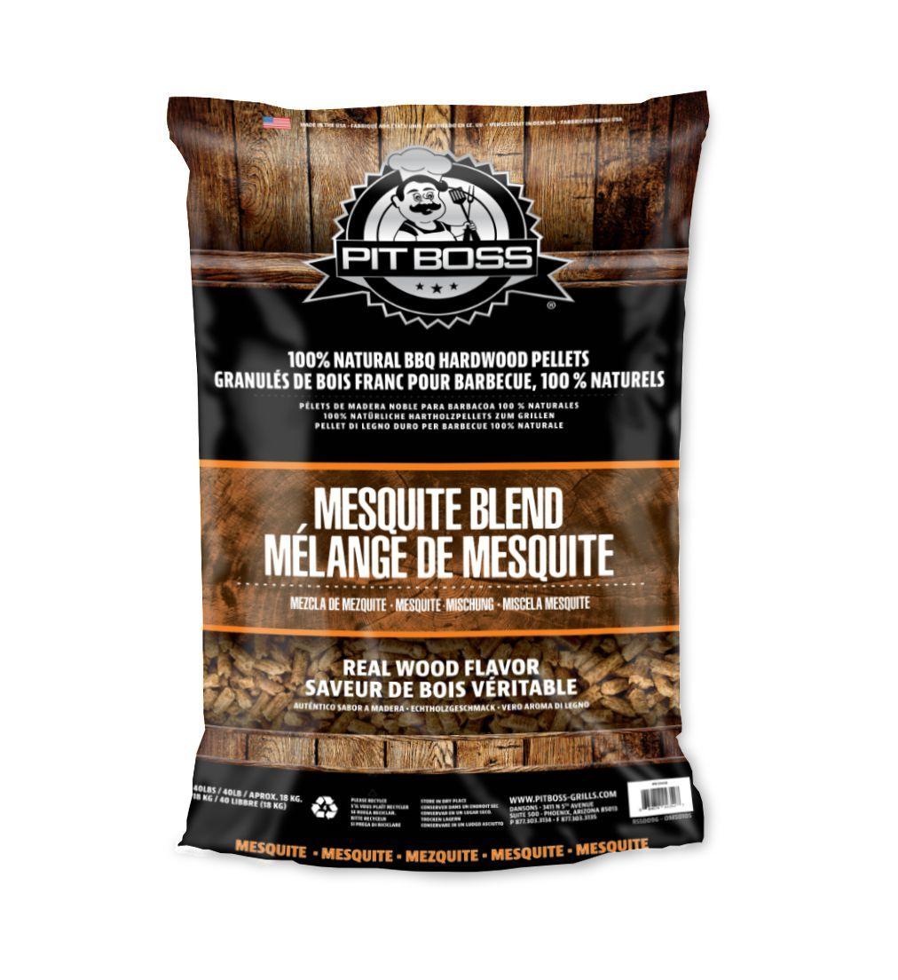 Pit Boss Mesquite Wood Pellet Chips, 40lb | Walmart Canada ...