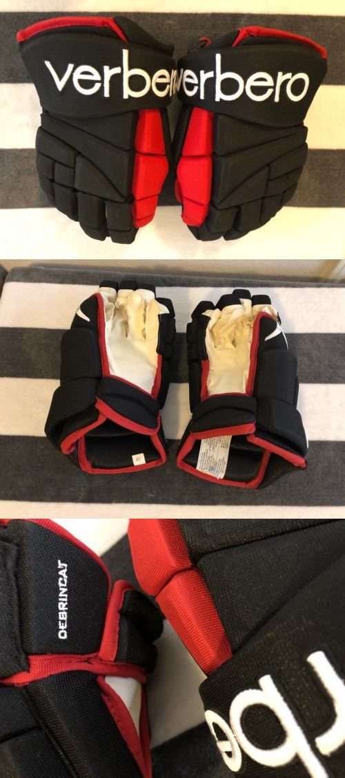 71f3b610ebe Gloves 20853  Ccm Black Red And White Tacks 4 Roll Pro Junior Hockey Gloves  12 -  BUY IT NOW ONLY   99.99 on  eBay  gloves  black  white  tacks  junior    ...