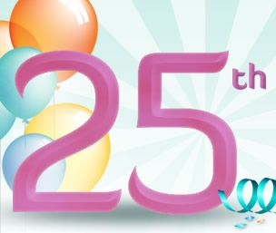 numerology number 25 october day