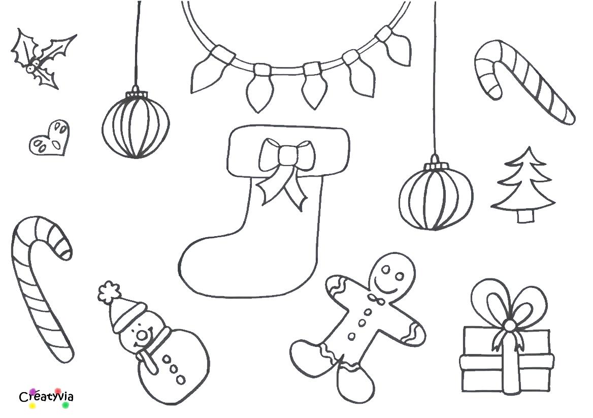 Coloriage De Noel Coloriage Noel Dessin Noel A Imprimer Coloriage Joyeux Noel