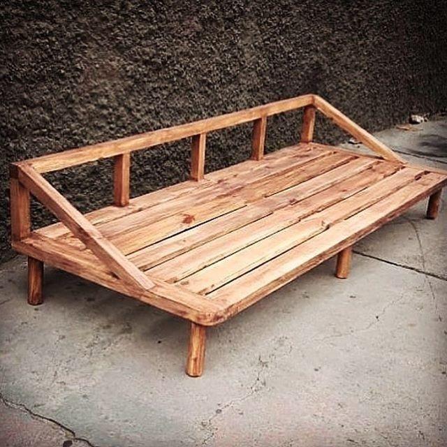 Pallet outdoor furniture ideas,  #Furniture #Ideas #Outdoor #Pallet,  #arredamentoestivo #Fur…