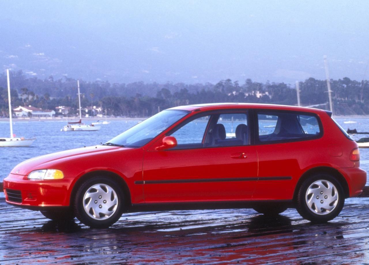 1993 Honda Civic Si Hatchback Honda Civic Si Hatchback Honda Civic Si Honda Civic Hatchback