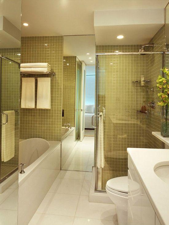 Contemporary Bathrooms From Celia Berliner On Hgtv Best