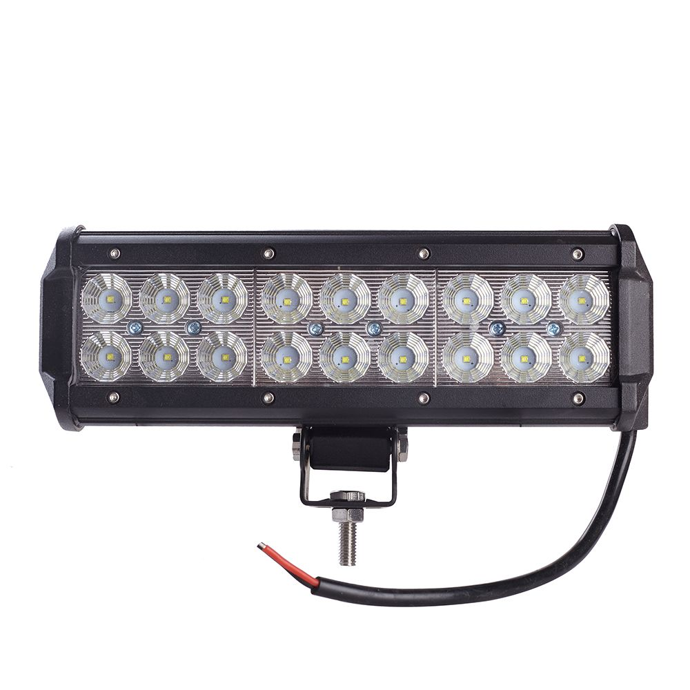 Best Price 9inch 54w Cree Chip Led Light Bar Spot Flood Combo Beam High Quality Hid Work Driving Wiring Loom Harness Offroad 12v 24v Lamp Atv