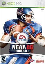 Ncaa 08 Footbal Ea Sports Featuring Espn Xbox 360 Ncaa Football Football Ncaa College Football