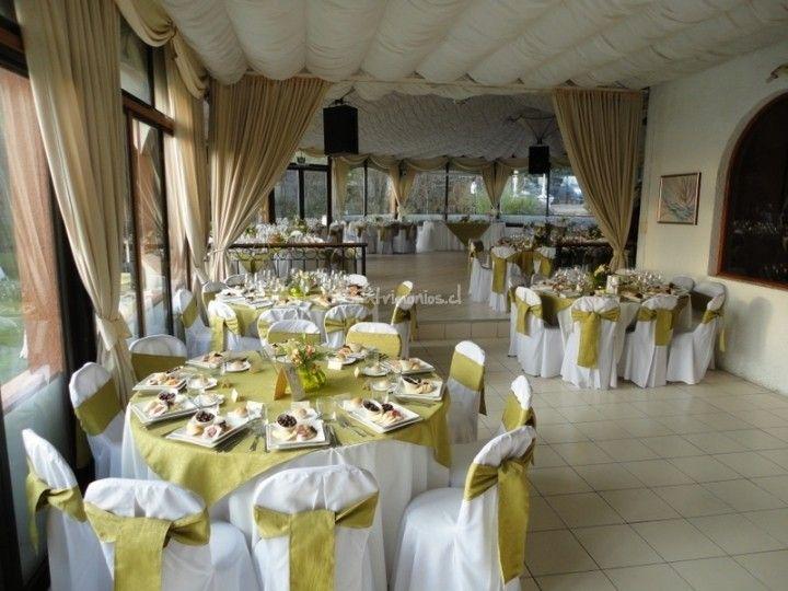 Decoracion de mesas matrimonio bodas chile santiago for Decoracion hogar santiago chile