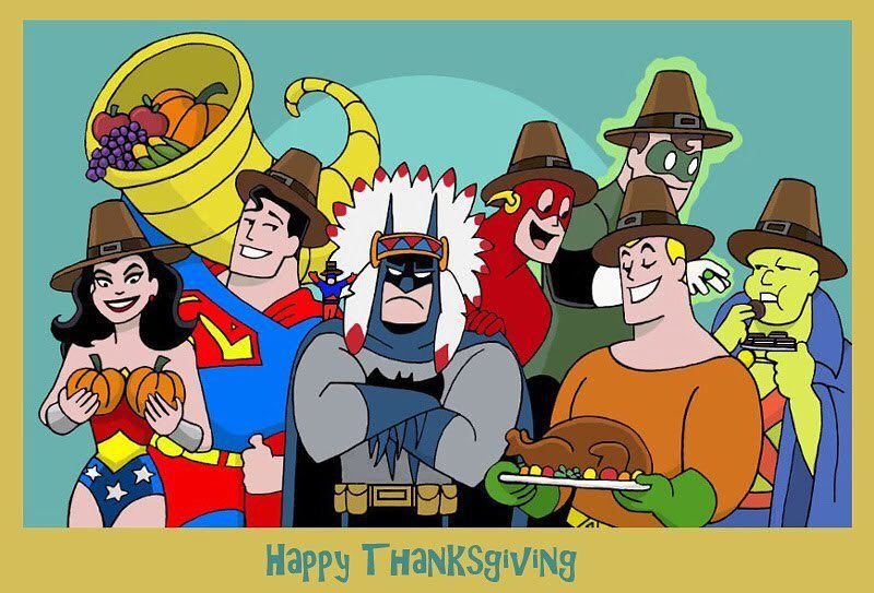 "Image result for batman thanksgiving"""