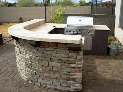 Outdoor Kitchen Island Kits bbq coach is the #1 manufacturer of diy outdoor kitchen module