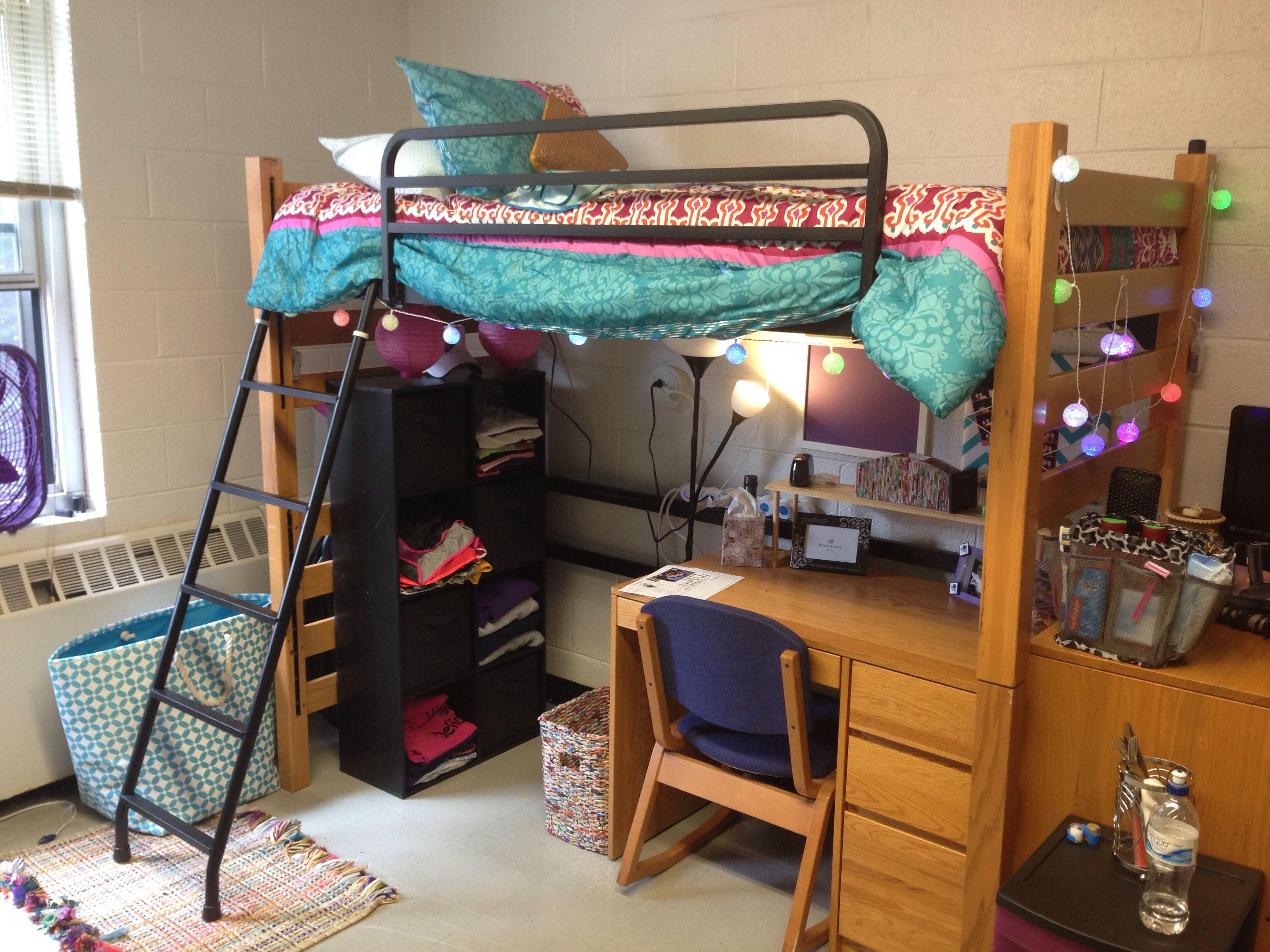 Western Carolina Dorm Dorm Room Diy Dorm Decorations