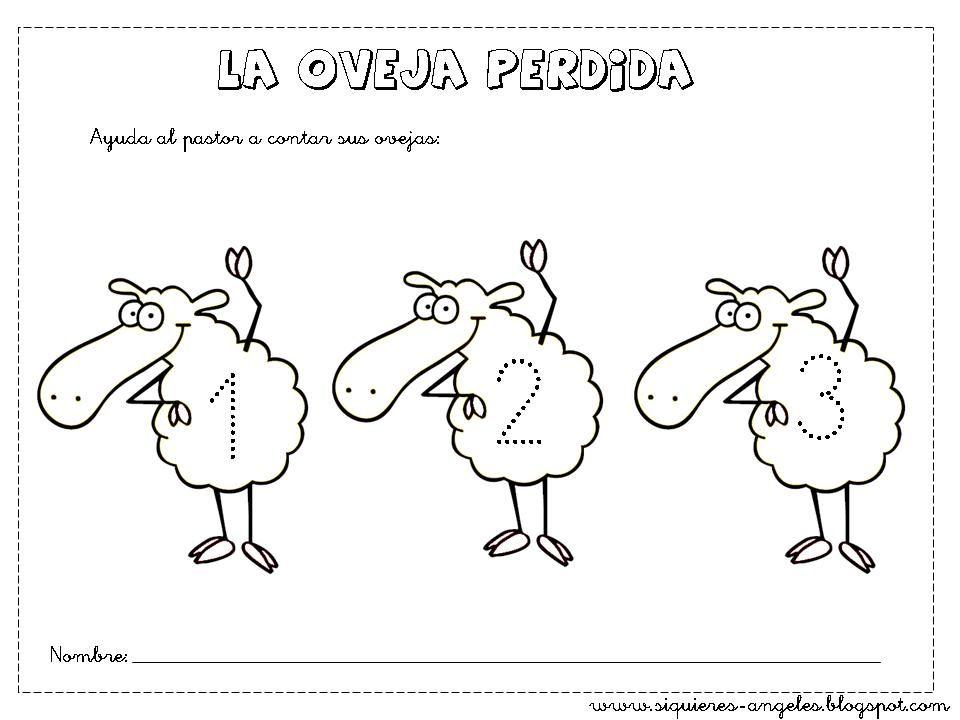 Si quieres aprender, ENSEÑA.: La oveja perdida | religion | La oveja ...