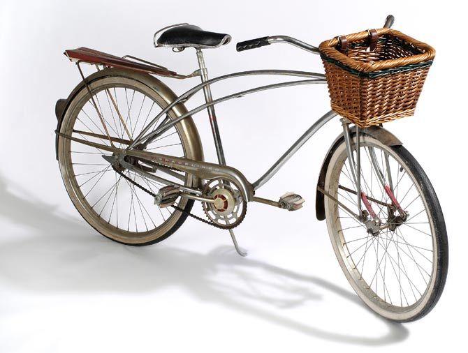 Mobelhaus Holland Dekoration : Fahrradkorb an beachcruiser fahrrad montiert möbelhaus pinterest