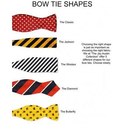 Boxing The Compass: Bow ties in 2020 | Diy bow tie, Bows ...