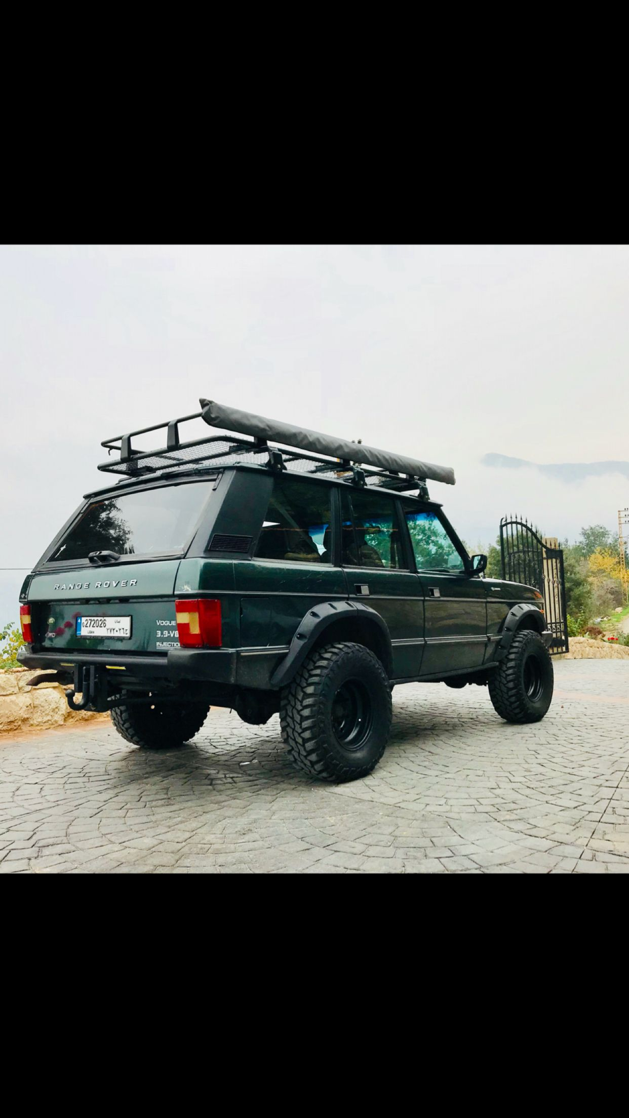 Pin by Pete Ellingson on Rover Range rover classic, Land