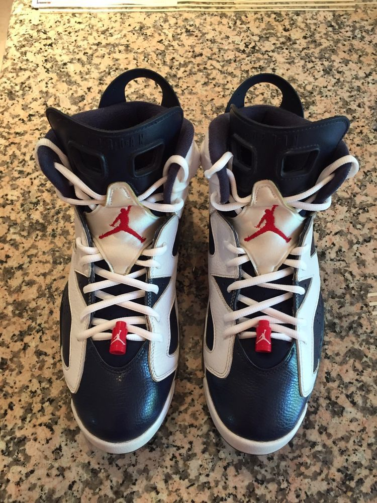 7362a0f08a2e Air Jordan 6 VI Retro Olympic Sz 11 Excelent Conditon.  fashion  clothing   shoes  accessories  mensshoes  athleticshoes (ebay link)
