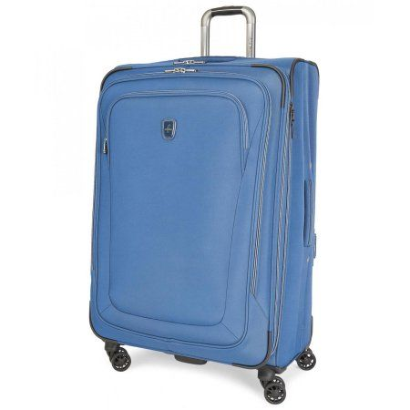 Travelpro Unite 2 29 inch Expandable Spinner, Multiple Colors, Blue