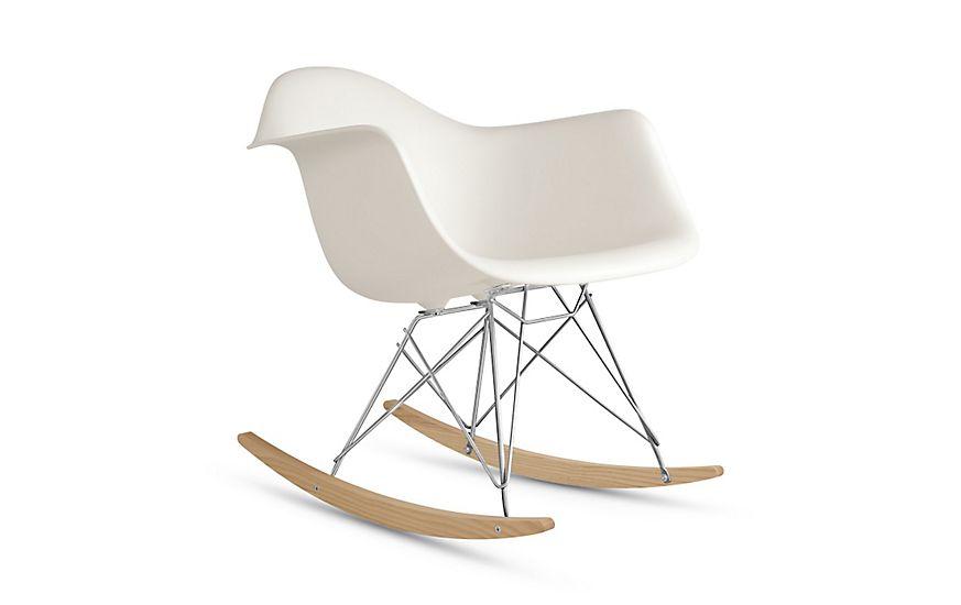 Eames® Molded Plastic Rocker (RAR) (With images) Eames
