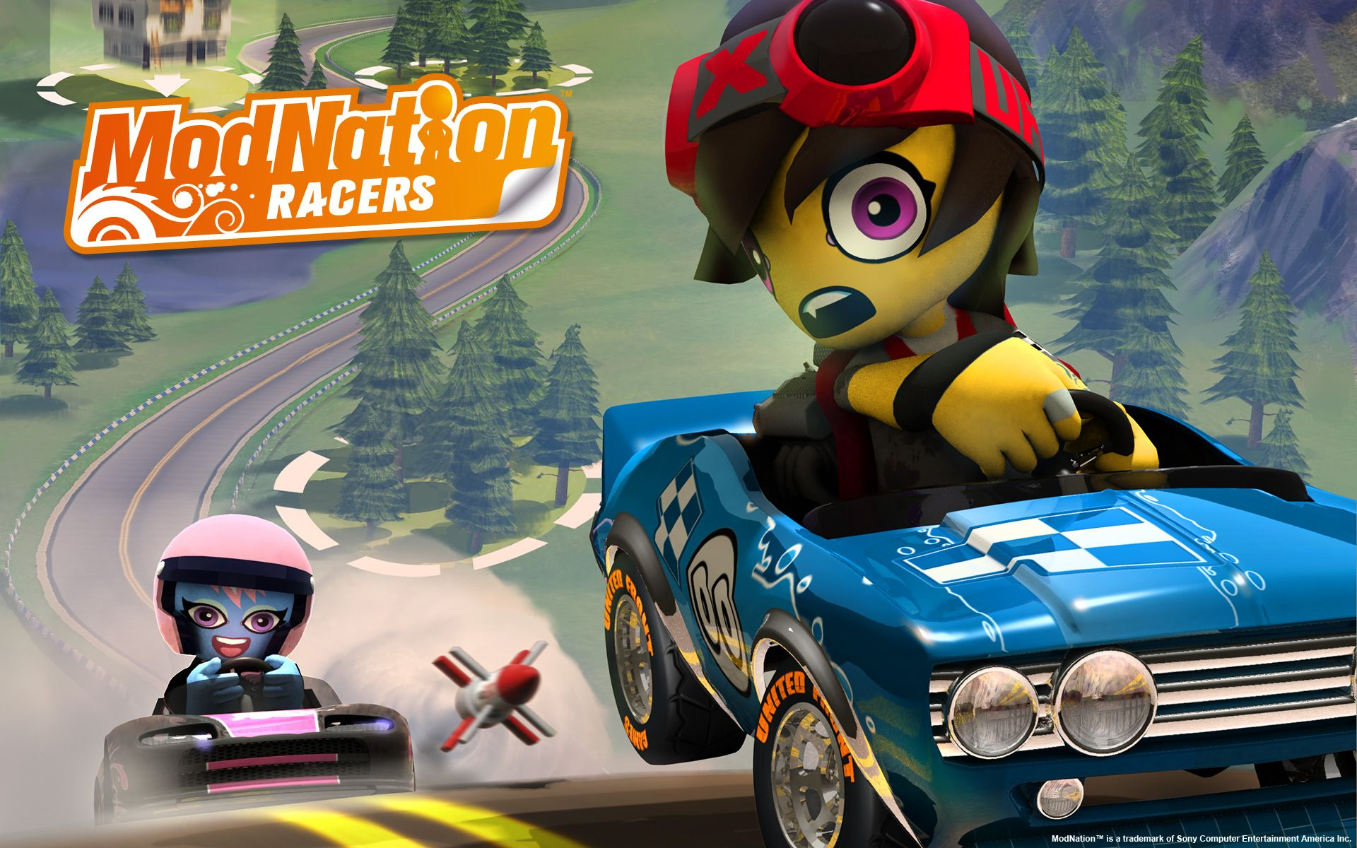 mod nation Google Search Best ps3 games, Ps3 games