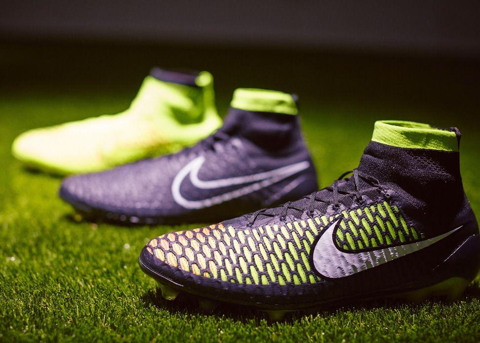Nike Magista Obra...three colorways