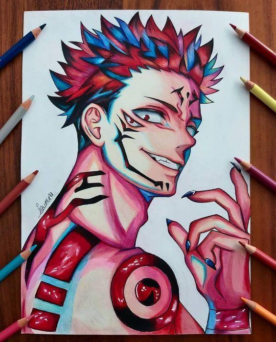 Photo of AULAM! – How to Draw Gojo Satoru from Jujutsu Kaisen