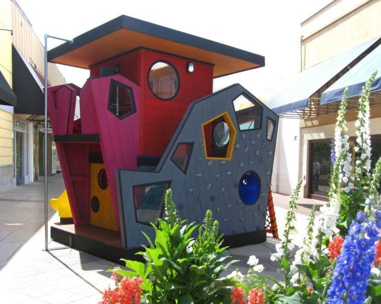 Petite Maison Ludique Pour Enfant Du0027extérieur