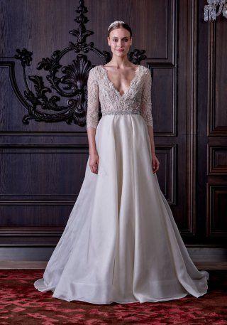 Robes de mariée taille empire tendance 2016 - Marie Claire | My ...