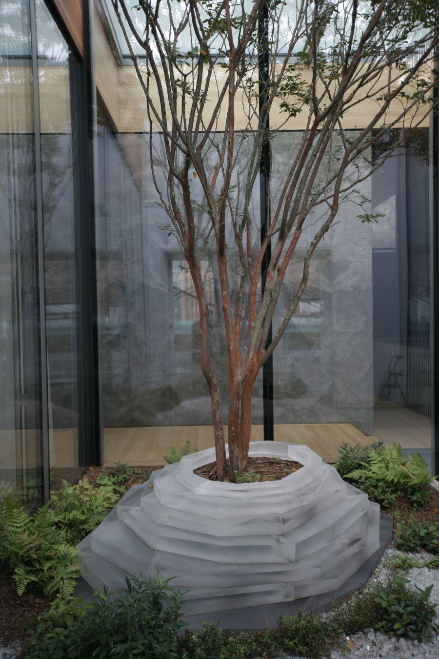 Multitiered Crystal Gardens — Work — Paula Hayes Crystal