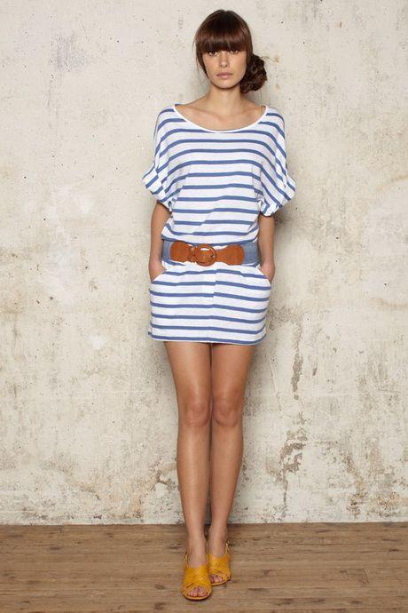 4d83258efd6 Robe mariniere femme