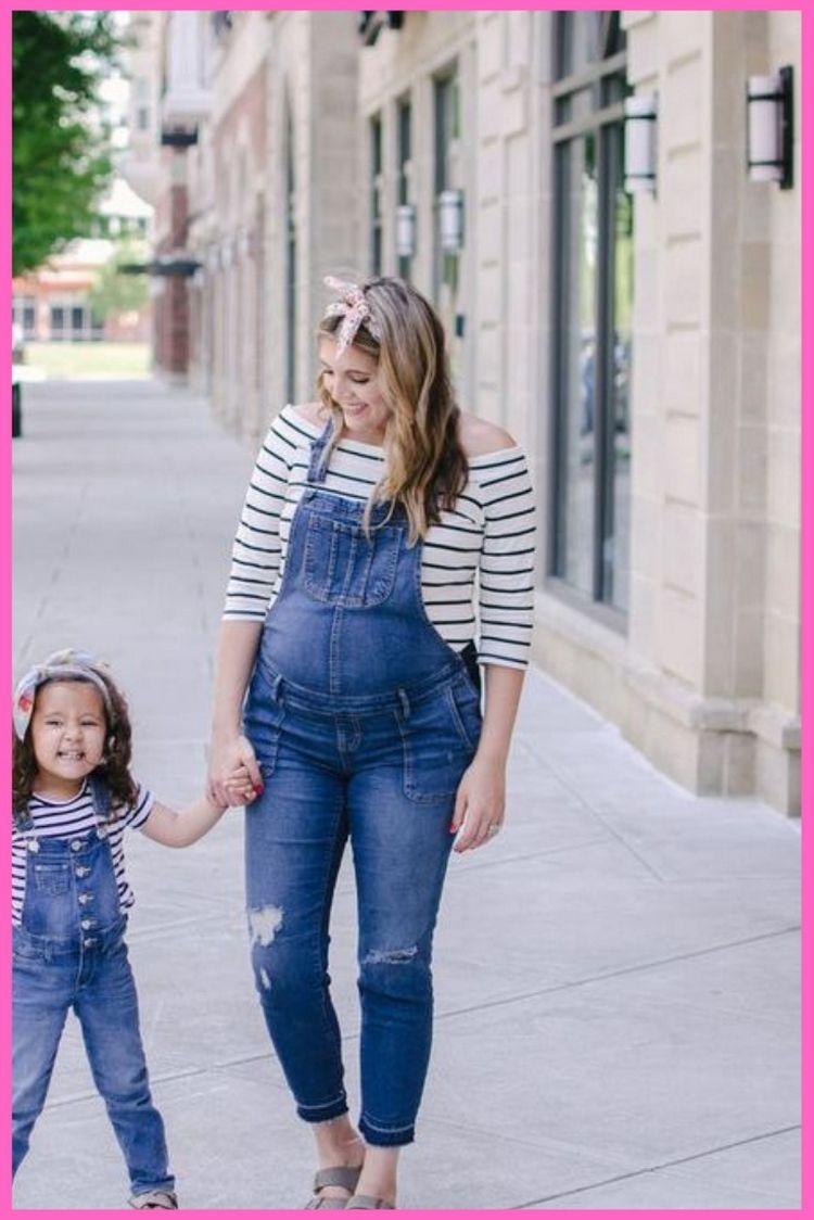 d10533649e258 Best Maternity clothes Jumpsuits Denim Trendy 20+ ideas | OUTFIT ...