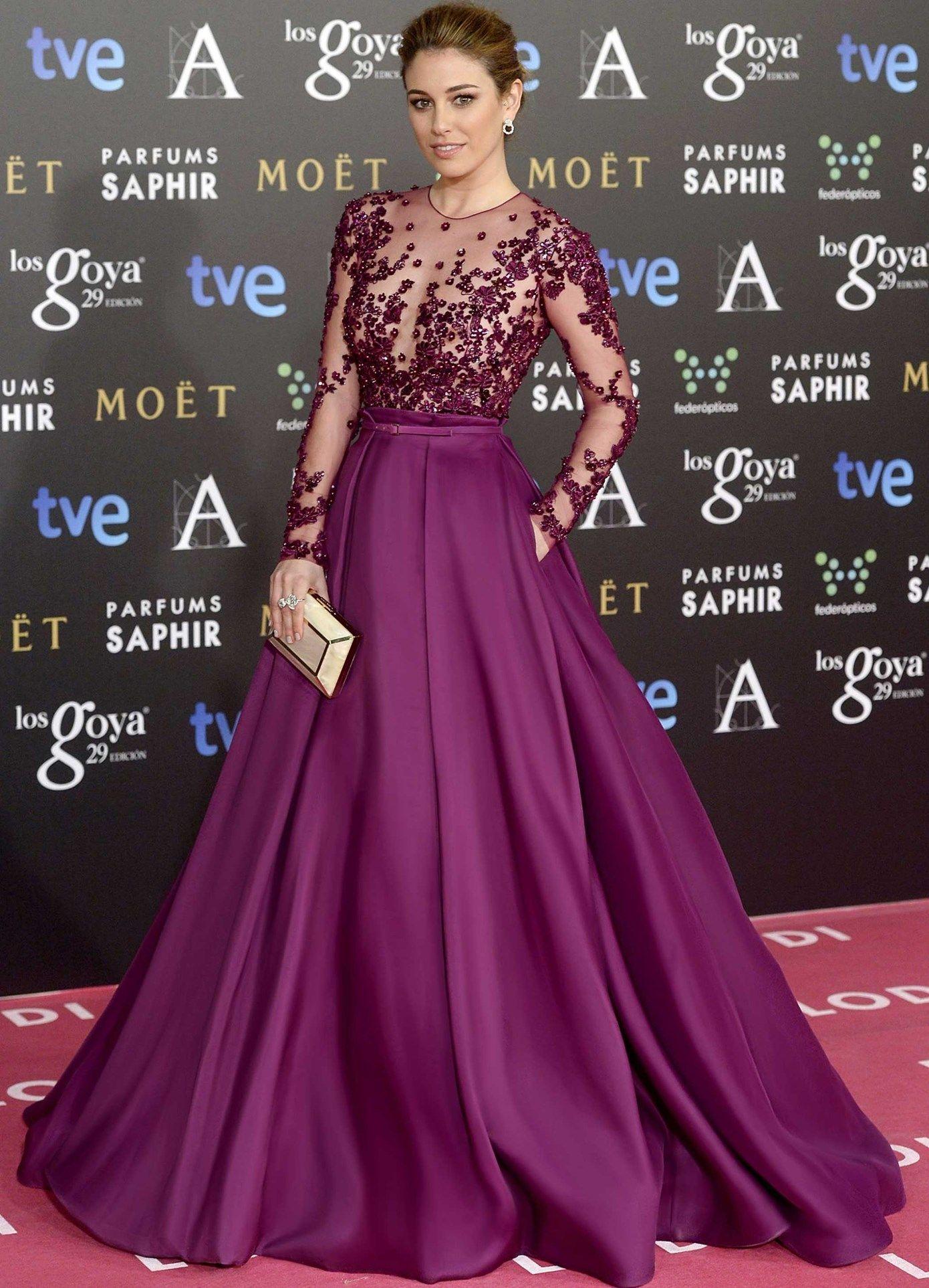 Pin de Rudys Rosado en vestidos | Pinterest | Blanca suarez ...