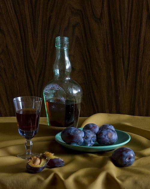 сливянка ликер рецепты
