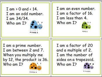 math riddles and answers pdf