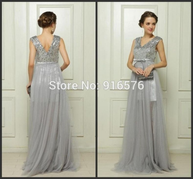 Silver Wedding Dresses Plus Size - Wedding Dresses