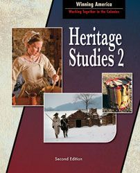 BJU Press Homeschool | Heritage Studies 2 Student Text (2nd ed.) (copyright update)