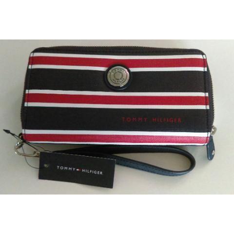 moda más deseable múltiples colores lujo Cartera Tommy Hilfiger Original Dama | shoppu.mx | Carteras ...