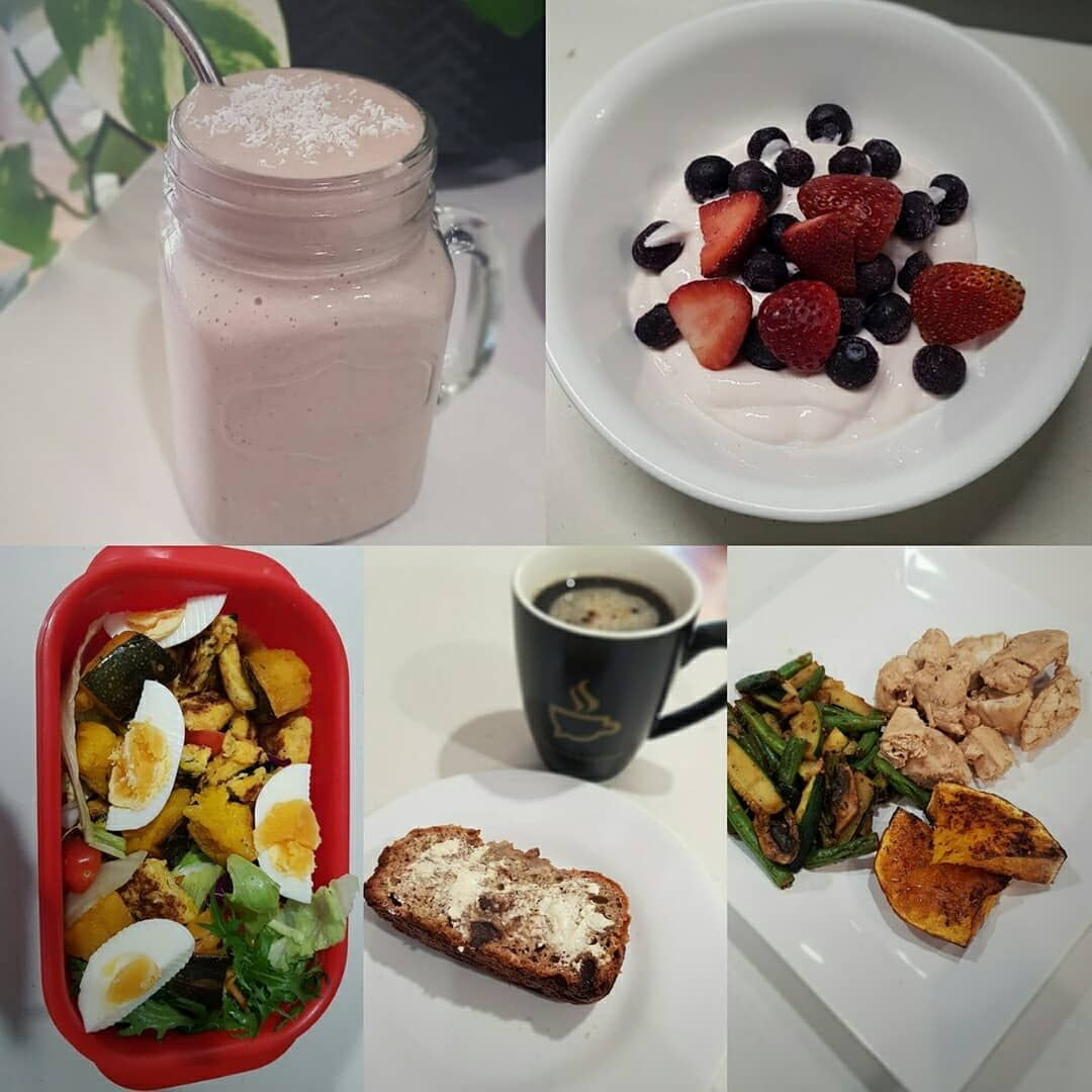 How does a day on your plate look? Does it include a variety of foods? Does your food taste good and...