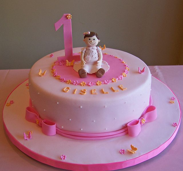 little girl birthday cakes first birthday cakes cake images girl