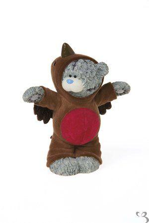 Robin Me to You Bear Figurine