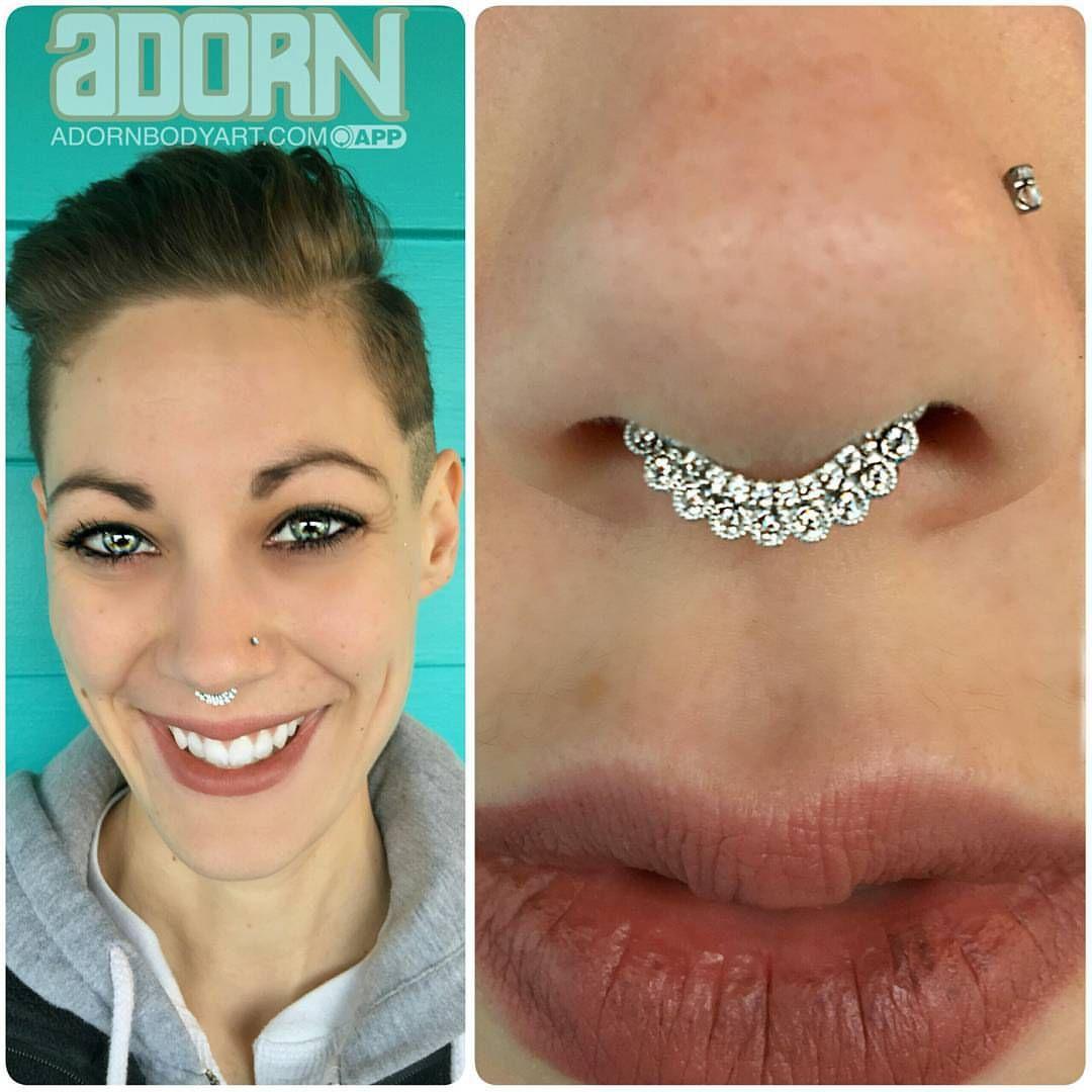 Maria Tash Septum Jewelry Body Jewelry Ear Cuff