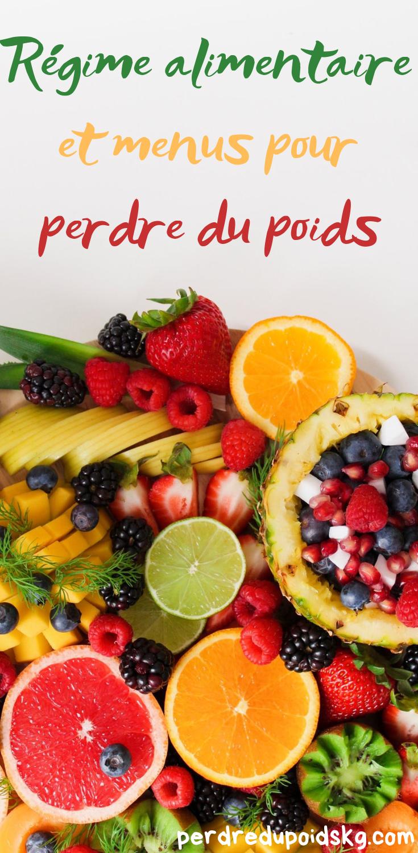 Régime pour perdre du poids - Méditerranéen, végétarien